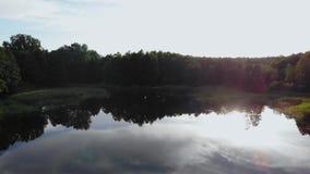 Piękny jezioro! zbiory