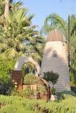 piękny kąta ogródu lato Obrazy Royalty Free