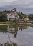 piękny kościół Fotografia Royalty Free