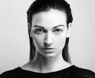 Piękny kobieta model obraz stock