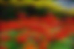 Piękny kolorowy naturalny abstrakcjonistyczny tło royalty ilustracja