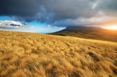 Piękny krajobraz zdjęcie stock