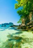 Piękny krajobraz Obrazy Royalty Free