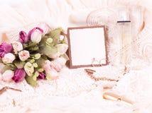 piękny kwiatów pierścionków target1787_1_ Obrazy Royalty Free