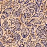 Piękny kwiecisty bezszwowy Obraz Royalty Free
