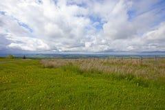 Piękny lscape w Anglia zdjęcie stock