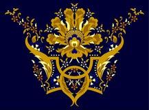 Piękny ludowej sztuki ręki remis Zdjęcia Royalty Free