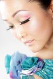 piękny makeup obrazy royalty free