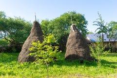 Piękny Maramures okręg administracyjny Rumunia Zdjęcia Royalty Free