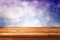 Piękny marzycielski tło Zdjęcia Stock
