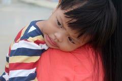 Piękny miłość syn Obraz Royalty Free