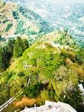Piękny miejsce, Ambuluwawa w Sri Lanka obraz stock