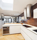 Piękny mieszkanie meblujący zdjęcie stock