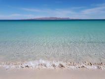 Piękny morze świat fotografia stock