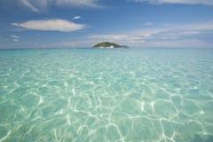 Piękny morze Zdjęcia Royalty Free