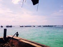 Piękny morze obrazy stock