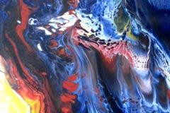 Piękny multicolor tło zdjęcie royalty free