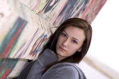 piękny nastolatek zdjęcia stock