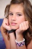 piękny nastolatek Zdjęcie Stock