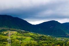 Piękny naturalny Khao Kho zdjęcie stock