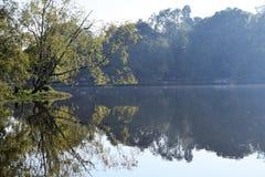Piękny Niewidziany Jeziorny widok zdjęcia royalty free