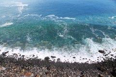 Piękny ocean Zdjęcie Stock