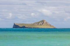 Piękny ocean Hawaje obrazy stock