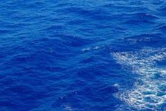 Piękny oceanu tło Zdjęcia Stock