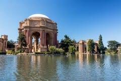 Piękny pałac sztuki piękna Fotografia Royalty Free