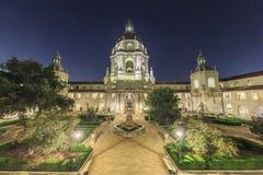 Piękny Pasadena urząd miasta blisko Los Angeles, Kalifornia Fotografia Stock
