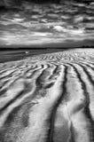 Piękny plaża wzór Obraz Royalty Free