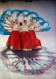Piękny przedstawienie koreańska kultura Obraz Stock