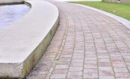 Piękny przejście w parku Obraz Royalty Free