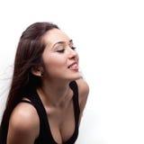 piękny przyglądający seksowny kobieta Fotografia Royalty Free