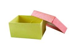 piękny pudełko Zdjęcia Stock
