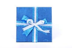 piękny pudełkowaty prezent Obraz Stock