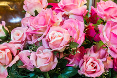 Piękny różany klingeryt Zdjęcie Royalty Free