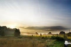 piękny ranek Obraz Royalty Free