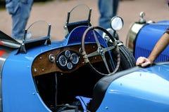 Piękny retro samochód Elegancja i styl pierwszy część cen XX Zdjęcia Royalty Free