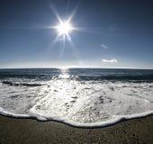 Piękny słoneczny dzień Zdjęcia Stock