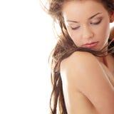 piękny seksowny Zdjęcie Royalty Free