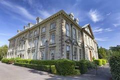 Piękny stary budynek w zachodnich Midlands obraz royalty free