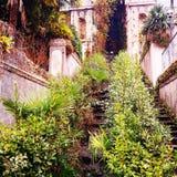 Piękny Stary miasteczko na Jeziornym Como, Lombardy, Włochy fotografia royalty free