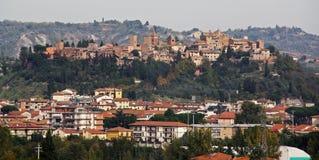 Piękny stary Volterra fotografia stock