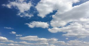 piękny tła błękit chmurnieje niebo niebo, chmury Niebo z chmury natury chmury pogodowym błękitem Obraz Royalty Free