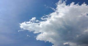 piękny tła błękit chmurnieje niebo niebo, chmury Niebo z chmury natury chmury pogodowym błękitem Obraz Stock
