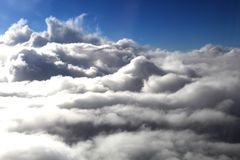 piękny tła błękit chmurnieje niebo niebo, chmury Niebo z chmury natury chmury pogodowym błękitem Obrazy Royalty Free