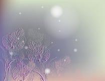Piękny tło dla karty, sztandar Zdjęcia Royalty Free