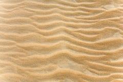 piękny tło piasek Zdjęcia Stock