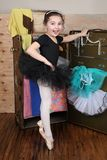 Piękny tancerz obrazy royalty free